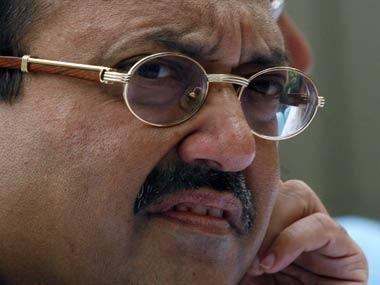 Rajya Sabha member Amar Singh. Reuters