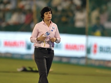 Anjum Chopra has been a very popular TV commentator. AFP file image