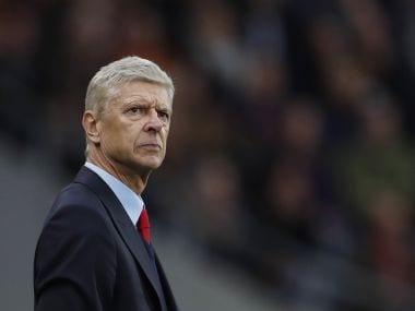 Arsene Wenger. Reuters