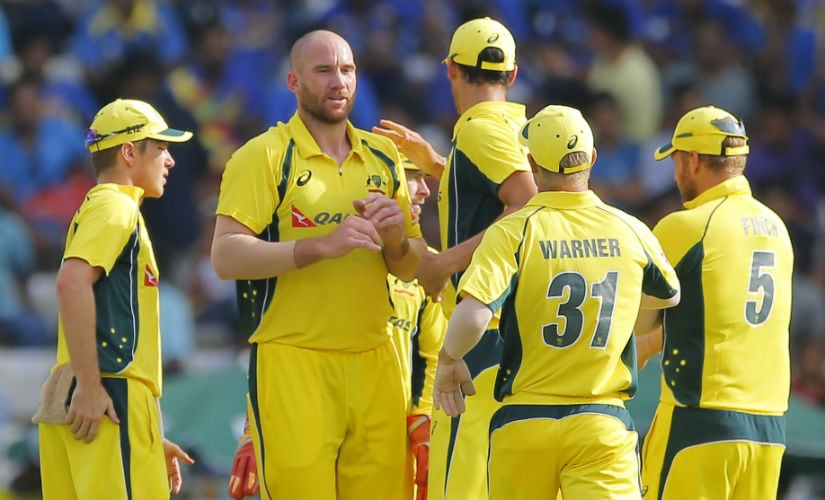 Australia are currently on top of the ICC ODI rankings. AP