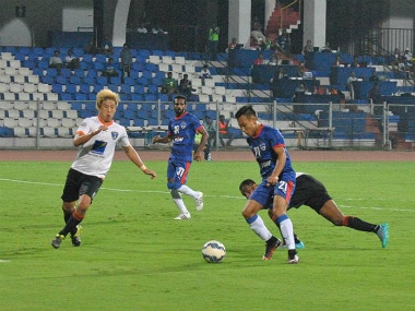 Representational photo. Image Courtesy: I-League via Facebook.