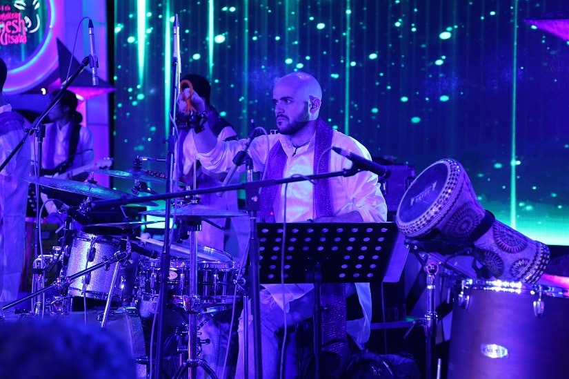 Berklee Indian Ensemble1