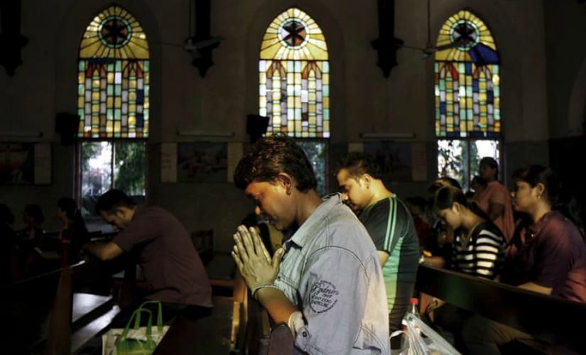 Rent a priest aims to bring back people to Christianity. Reuters