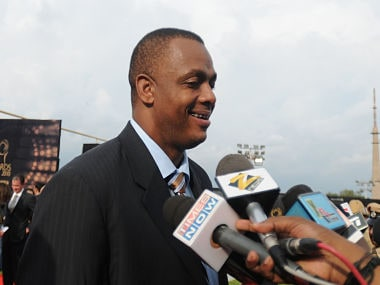 File photo of Courtney Walsh. Getty Images