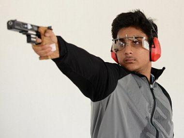 File photo of Rushiraj Barot. Prasar Bharti/Twitter