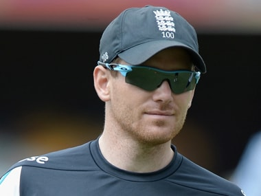 File image of Eoin Morgan. Getty Images
