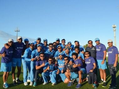 India A beat Australia A to clinch the quadrangular series. Mandeep Singh Twitter