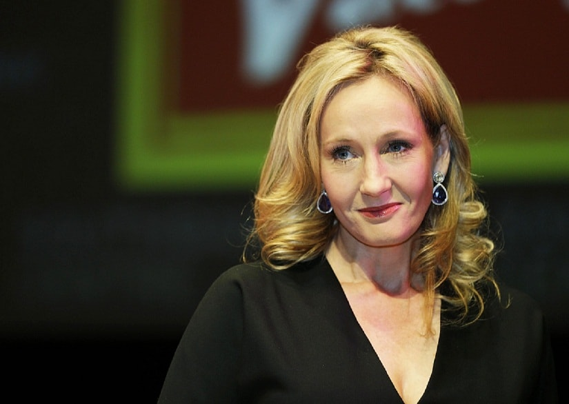 JK Rowling found herself in the midst of a cultural appropriation controversy when she borrowed from Native American folklore for her 'Magic in North America' series. AP/File photo