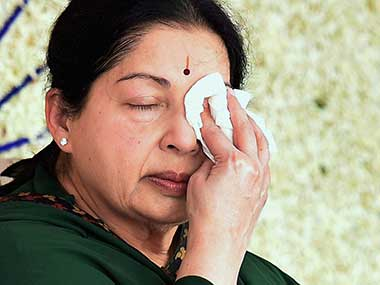 Jaya's portfolios go to her most trusted minister OPS/ PTI