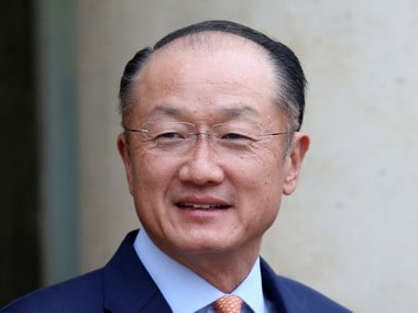 World Bank President Jim Yong Kim. Reuters