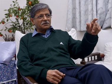 File image of Justice Dhingra. Getty images