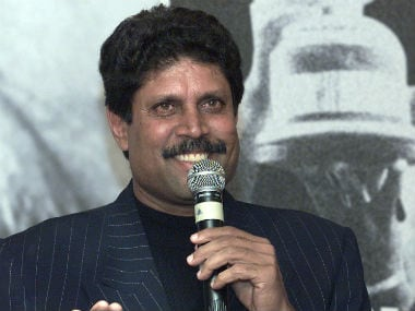 Kapil Dev took 434 wickets and scored 5,248 runs in his 16-year Test career. Getty Images