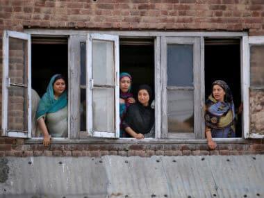 68 days since Kashmir shutdown imposed. Reuters
