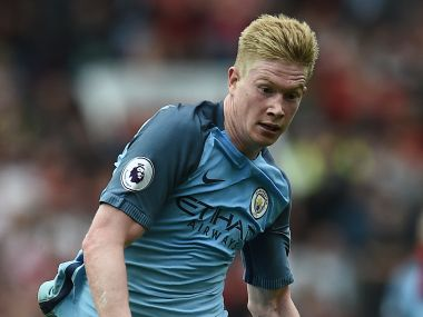 Kevin de Bruyne expects Manchester City to overcome their spluttering form . AFP