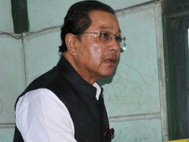 File image of Mizoram Chief Minister Lal Thanhawla. PTI
