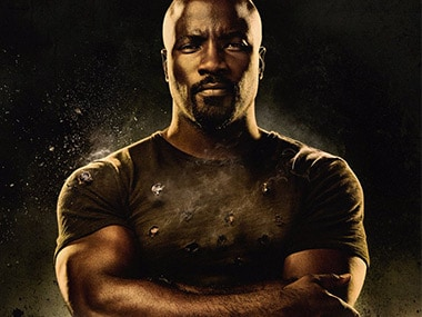 Meet Marvel superhero Luke Cage: 'The world is ready for a bulletproof black man'