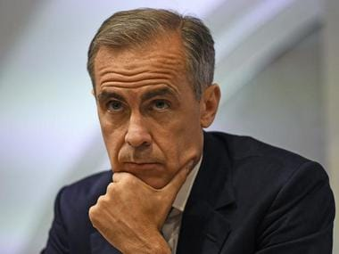 Bank of England governor Mark Carney. Reuters