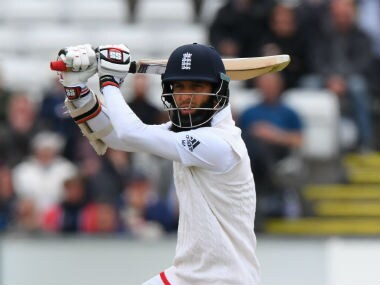 File photo of Moeen Ali. Getty