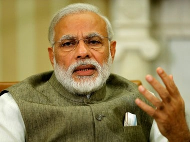 'If you (Modi) don't have the courage to strike Pakistan like the US did to eliminate Bin Laden, there's no use of building an international image, Sena said. A file image of PM Modi. Reuters