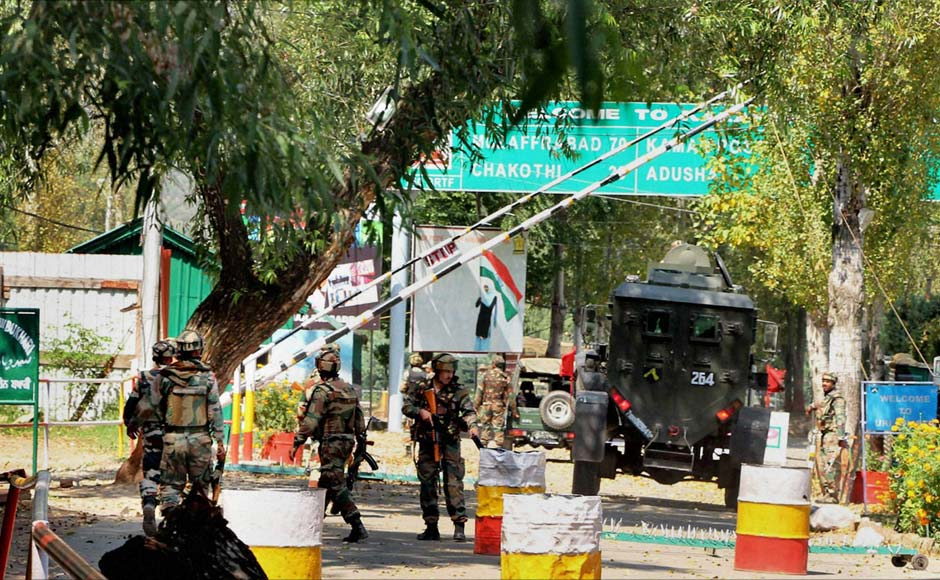 Initially, the attack was understood to be at the Brigade Headquarters but sources in the Army said it was at the rear formation of a battalion that was deployed at the Line of Control (LoC). PTI