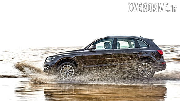 Audi Q5 sales and production suspended in India over excessive emission