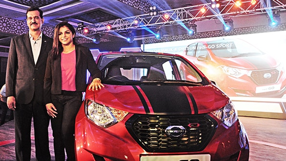 Datsun redi-Go Sport launched in India at Rs 3.49 lakh