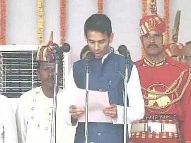 A file image of Tej Pratap Yadav. News18