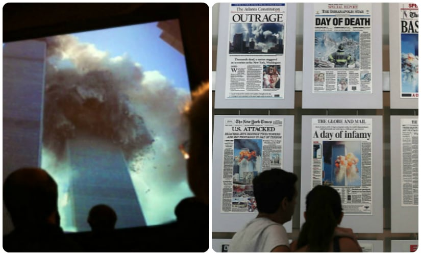 Terrorism has evolved a great deal since 9/11. Getty Images