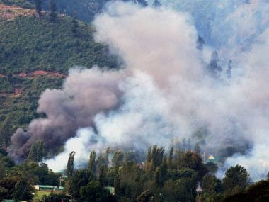 18 soldiers were killed in Sunday's attack on Uri Army base. PTI