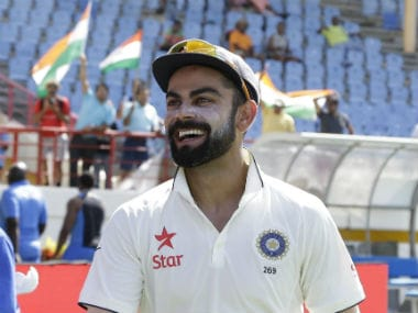 File photo of Virat Kohli. AP