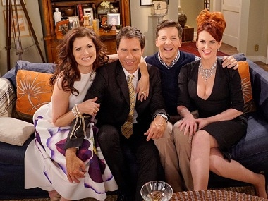 Cast of Will & Grace release a pro Hillary Clinton presidential ad: 'Vote Honey'