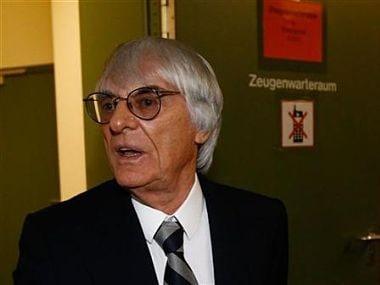 F1 supremo Bernie Ecclestone. Reuters file image