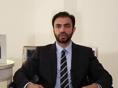 File image of Brahamdagh Bugti. YouTube screengrab