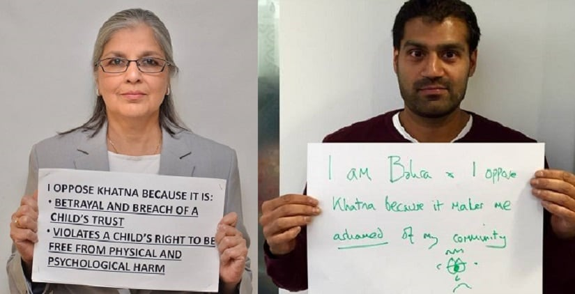 From Sahiyo's campaign against 'khatna' or FGM