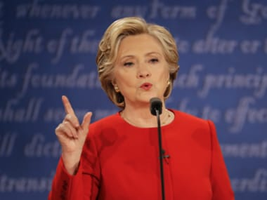 TV networks call debate for Hillary Clinton/ AP