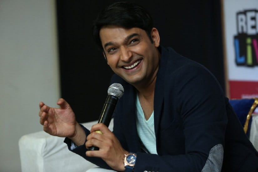 Kapil Sharma. IBN file photo/via Getty Images