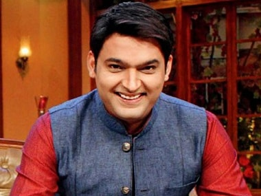 Kapil Sharma. Image from News 18