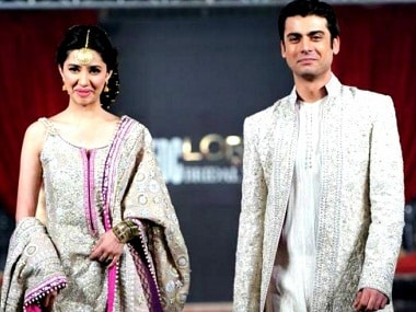 Mahira Khan and Fawad Khan are among the Pakistani artistes in the MNS' sights. Image from News 18