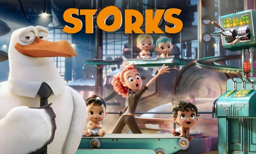 Storks review: An entertaining animation film meant for all kinds of audiences