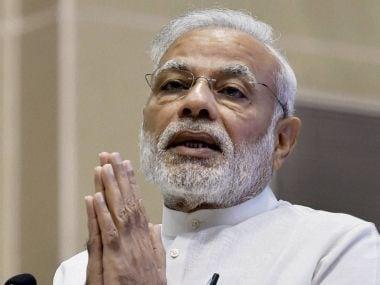 Prime Minister Narendra Modi. File photo. PTI