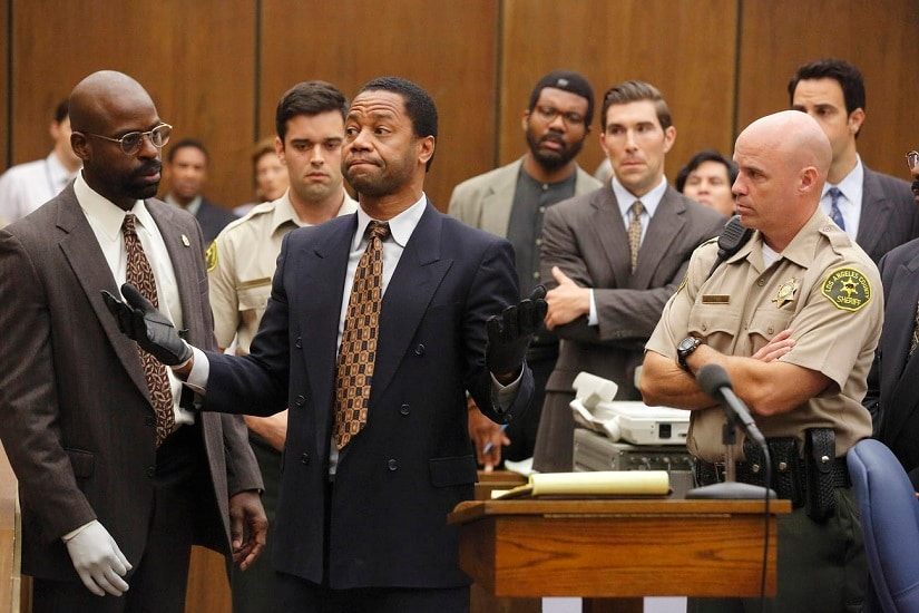 'The People vs OJ Simpson' has 22 nominations