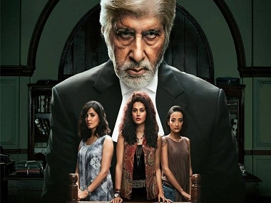 Pink review: Amitabh Bachchan teams up with a smashing young ensemble in this powerful film