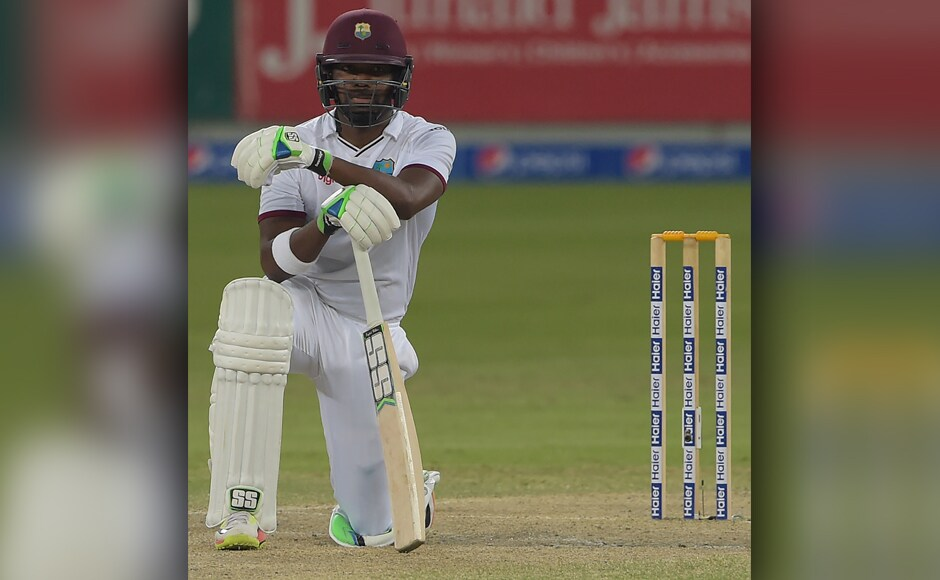 Darren Bravo's innings of 116 in the second innings on 5th day went in vain as Pakistan won Asia's first day-night Test ever. AFP