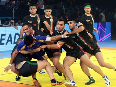 Iran continued their good form at the Kabaddi World Cup.