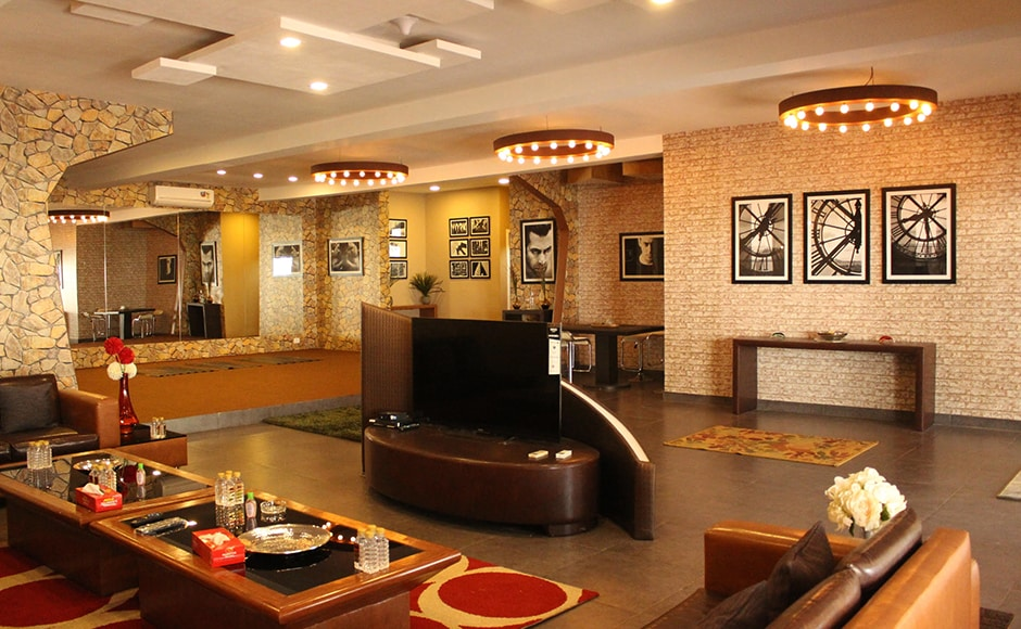 It should be quite pleasing for Salman to lay back and relax after the hectic schedule that Bigg Boss 10 in this well designed abode. Firstpost/Seema Sinha