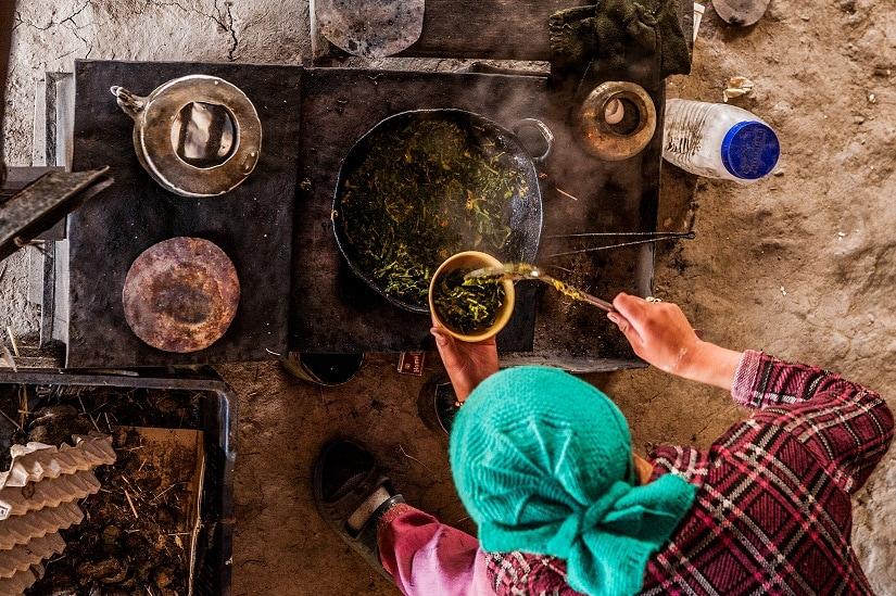 In Sani, Zanskar valley, India. Photo © Chetan Karkhanis