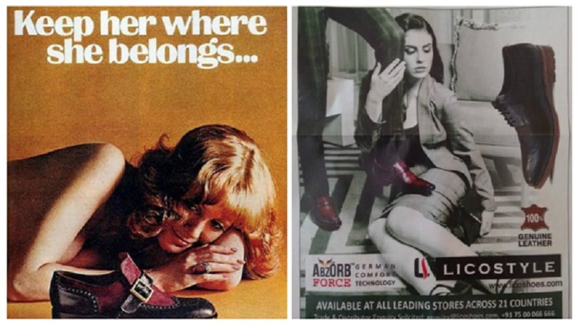 Which of these ads was made in the 1960s?