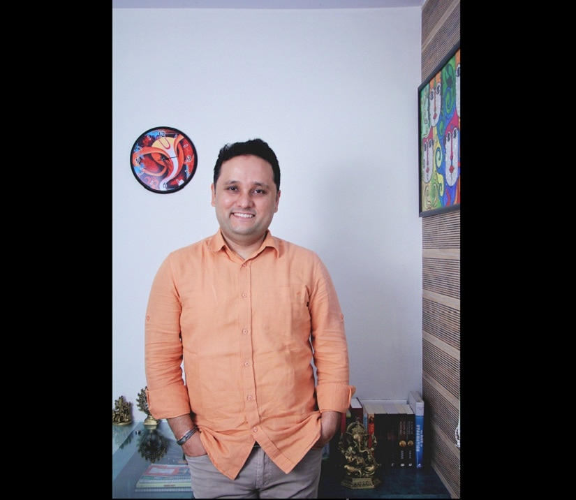 Amish Tripathi. Photo courtesy Nirali Naik