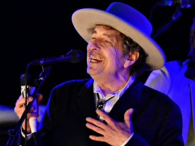 A file photo of Bob Dylan. Reuters