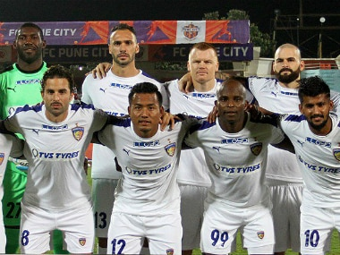 Chennaiyin FC will be looking for a strong performance at home against Kerala. Image credit: Twitter/ChennaiyinFC